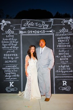 Bride & Grrom